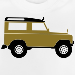 Sports Utility Vehicle SUV T-Shirts - Baby T-Shirt