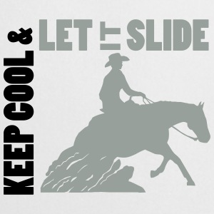 Keep cool --slide Reining Sweat-shirts - Tablier de cuisine