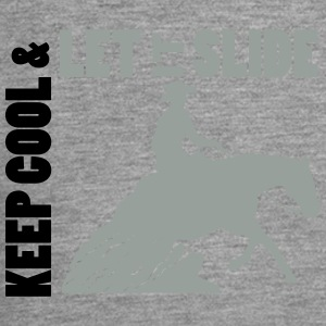 Keep cool --slide Reining Sweat-shirts - T-shirt manches longues Premium Homme