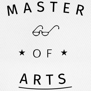 Master of Arts T-Shirts - Baseball Cap