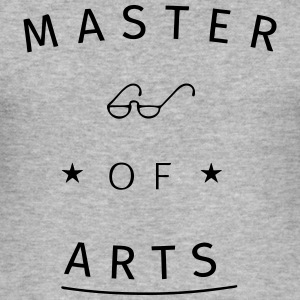 Master of Arts Sweaters - slim fit T-shirt
