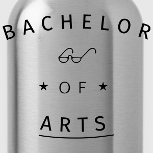 Bachelor of Arts T-Shirts - Water Bottle