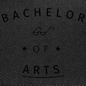 Bachelor of Arts Mugs & Drinkware - Snapback Cap