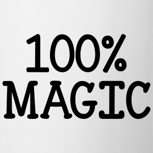 100% Magic  Skjorter - Kopp