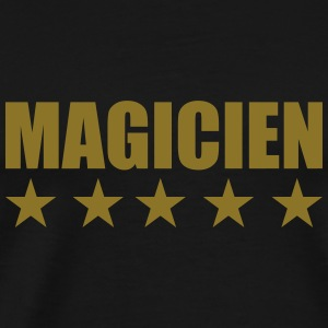 Magicien Hoodies - Men's Premium T-Shirt