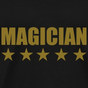 Magician Caps & Hats - Men's Premium T-Shirt