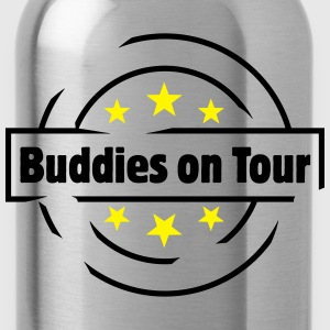 Stempel Buddies on tour Pullover & Hoodies - Trinkflasche