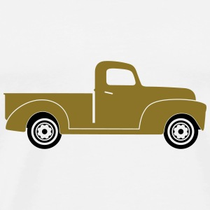 Pick-up Truck Tops - Männer Premium T-Shirt