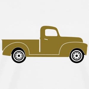 Pick-up Truck Hoodies & Sweatshirts - Men's Premium T-Shirt