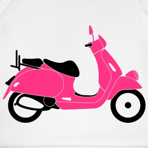 Scooter / Scooter T-shirts - Baseballcap