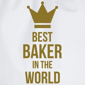 Best Baker in the World T-shirts - Gymtas