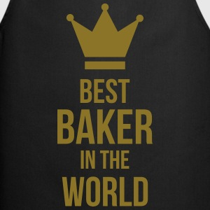 Best Baker in the World Koszulki - Fartuch kuchenny