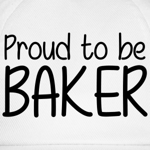 Proud to be Baker T-shirts - Baseballcap