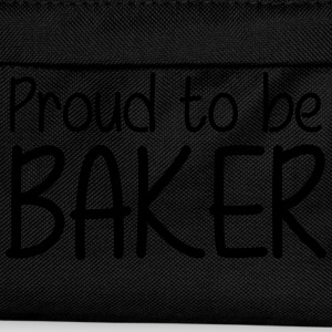Proud to be Baker T-Shirts - Kids' Backpack