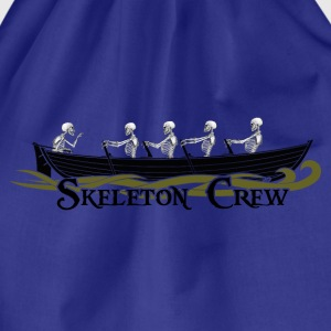Skeleton Crew - Drawstring Bag