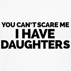 I Have Daughters T-shirts - Långärmad premium-T-shirt herr