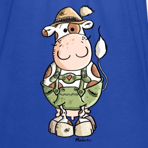 Bavarian Cow T-Shirts - Women's Tank Top by Bella