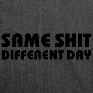Same Shit - Different Day Sweaters - Schoudertas van gerecycled materiaal