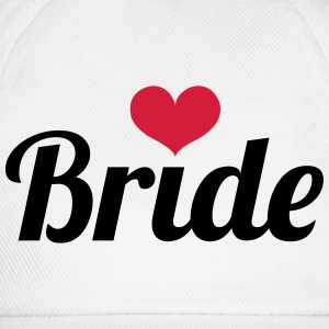 Bride - Wedding T-Shirts - Baseball Cap