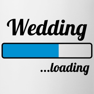 Wedding ...loading Tee shirts - Tasse