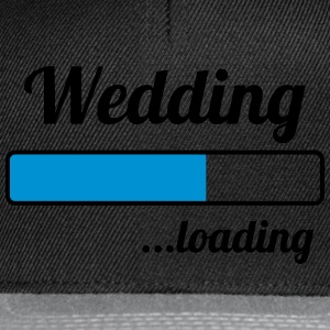 Wedding ...loading Tee shirts - Casquette snapback