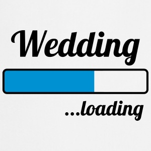 Wedding ...loading T-Shirts - Cooking Apron