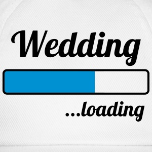 Wedding ...loading Tee shirts - Casquette classique