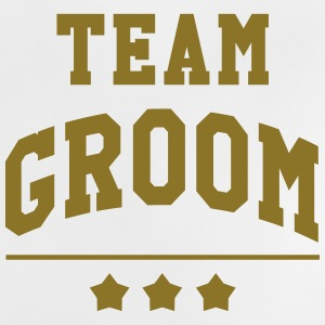 Team Groom - Wedding Tee shirts - T-shirt Bébé