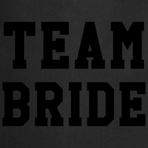 Team Bride - Wedding T-Shirts - Cooking Apron