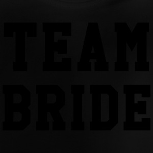 Team Bride - Wedding Tee shirts - T-shirt Bébé