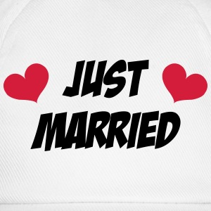 Just Married - Wedding Tabliers - Casquette classique