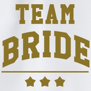 Team Bride - Wedding Petten & Mutsen - Gymtas