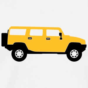 Sports Utility Vehicle SUV Tops - Men's Premium T-Shirt
