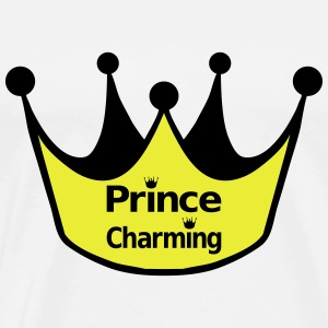Prince Charming Manches longues - T-shirt Premium Homme