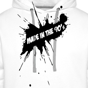 Made in the 90's - Männer Premium Hoodie