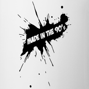 Made in the 90's - Tasse