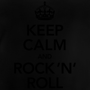 Keep Calm And Rock 'N' Roll T-Shirts - Baby T-Shirt