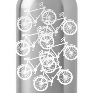bike Long Sleeve Shirts - Water Bottle
