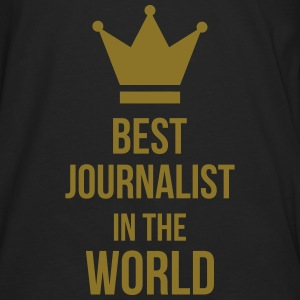 Best Journalist in the world Skjorter - Premium langermet T-skjorte for menn