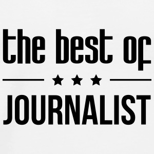 the best of Journalist Muggar & tillbehör - Premium-T-shirt herr