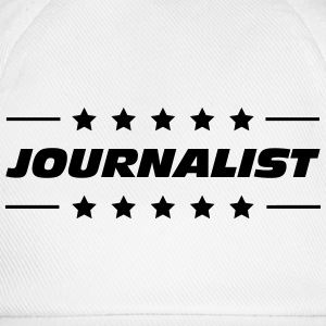 Journalist Shirts - Baseball Cap