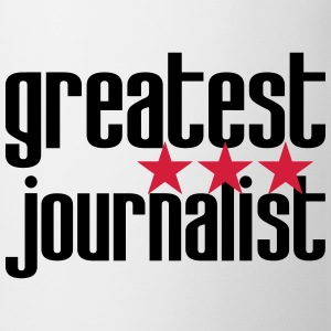 Greatest Journalist T-Shirts - Mug