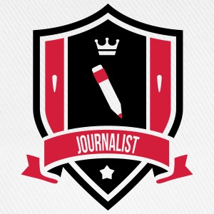 Journalist T-Shirts - Baseball Cap