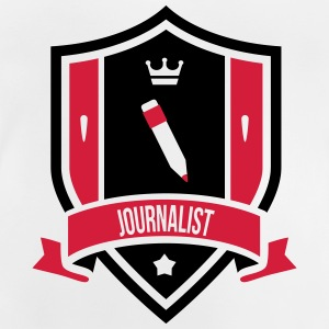 Journalist Shirts - Baby T-Shirt