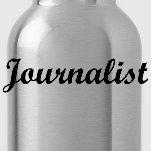 Journalist T-Shirts - Water Bottle