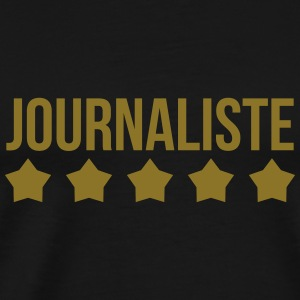 Journaliste Sweats - T-shirt Premium Homme