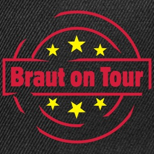 stempel braut on tour Tops - Snapback Cap
