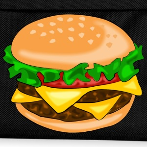 hamburger T-Shirts - Kinder Rucksack