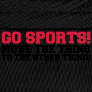 Go Sports! Hoodies & Sweatshirts - Kids' Backpack