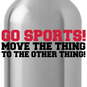 Go Sports! Sweaters - Drinkfles